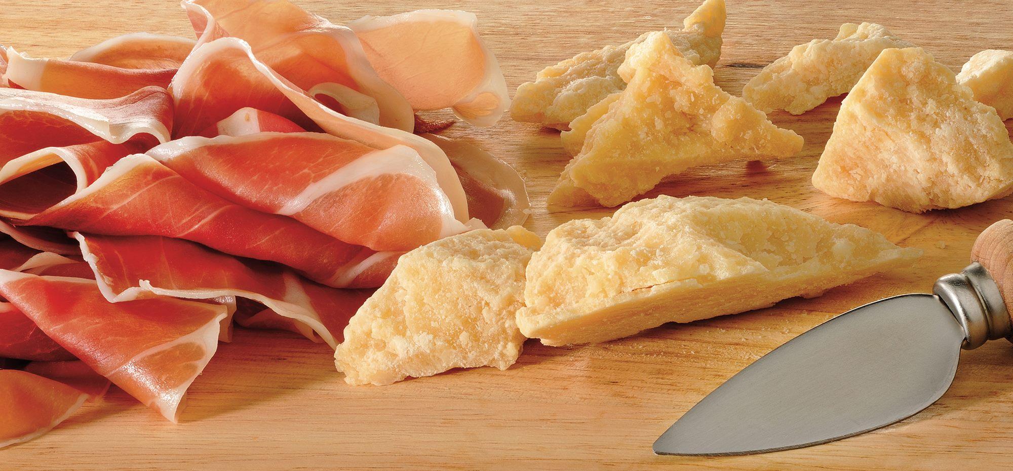 prosciutto-formaggio